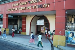 eulogio amang rodriguez institute of science and technology